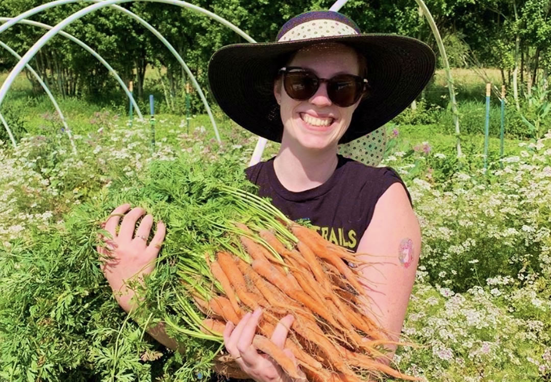 Sammamish Valley Alliance Carrots