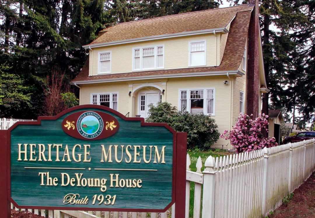Woodinville Heritage House Summer